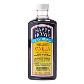 Happy Home Imitation Vanilla Flavor