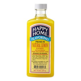 Happy Home Premium Natural Lemon Flavor