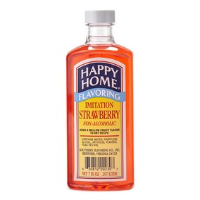 Happy Home Imitation Strawberry Flavor