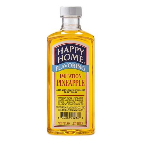 Happy Home Imitation Pineapple Flavor