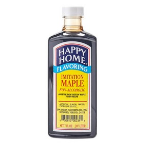 Happy Home Imitation Maple Flavor