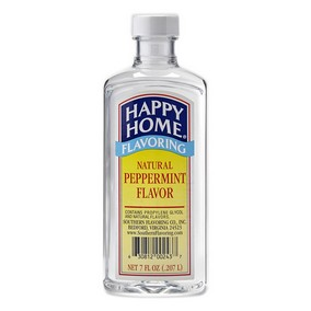 Happy Home Natural Peppermint Flavor