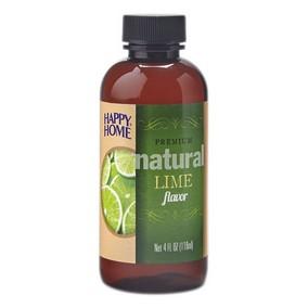 Natural Lime Flavor