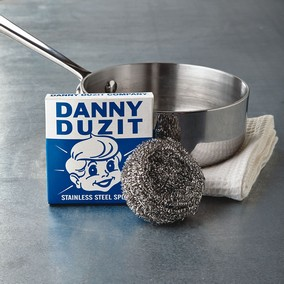 Danny Duzit Scrubber