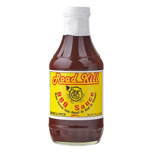 RoadKill BBQ Sauce - Smoke & Spice