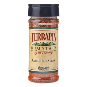 Terrapin Mountain Canadian Steak Seasoning Blend - 6.5 oz