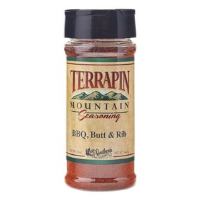 Terrapin Mountain BBQ, Butt & Rib Rub - 5.1 oz