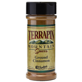 Terrapin Mountain Ground Cinnamon - 3 oz