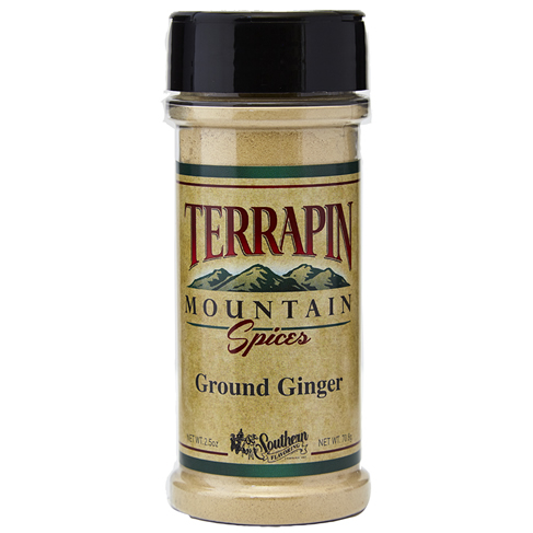 Terrapin Mountain Ground Ginger - 2.5 oz