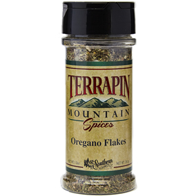 Terrapin Mountain Oregano Flakes - 1 oz.