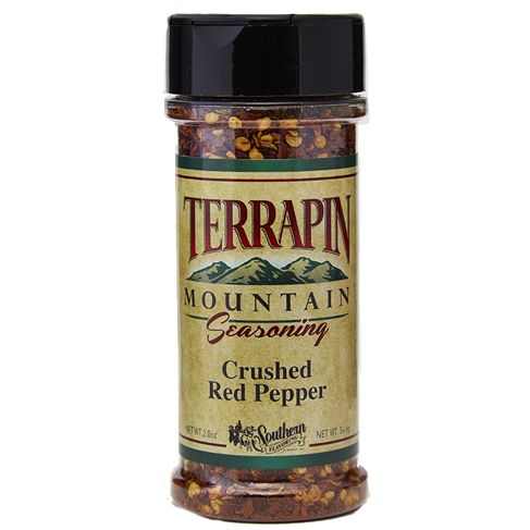 Terrapin Mountain Crushed Red Pepper - 2 oz