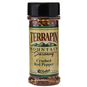 Terrapin Mountain Crushed Red Pepper - 2 oz - 2 oz Bottle