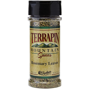Terrapin Mountain Rosemary Leaves - 1.3 oz - 1.3 oz Bottle
