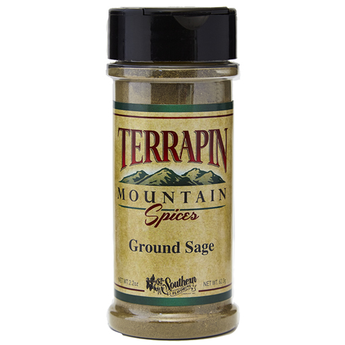 Terrapin Mountain Ground Sage - 2.2 oz