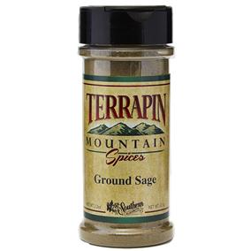 Terrapin Mountain Ground Sage - 2.2 oz