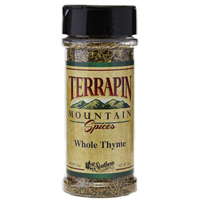 Terrapin Mountain Whole Thyme - 1.35 oz - 1.35 oz Bottle