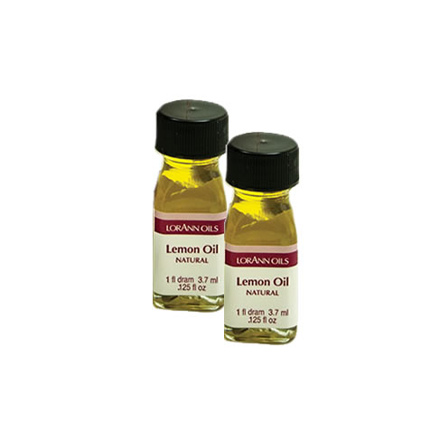 Lemon Oil 1-Dram Bottles