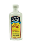Happy Home Imitation Clear Vanilla Flavor - 7 fl oz