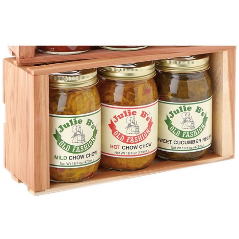 Julie B's Relish Gift Set