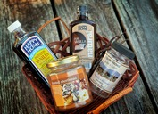 Very Vanilla Gift Basket