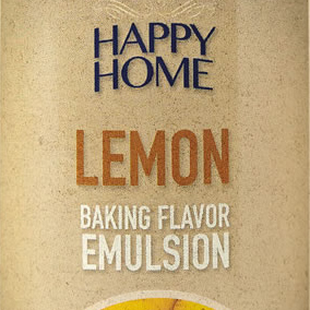 Baking Flavor Emulsions