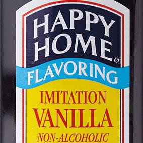 Alcohol Free Vanillas