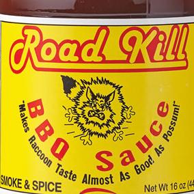 Roadkill BBQ Sauce